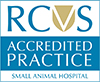 RCVS Accredited Practice - Small animal hospital