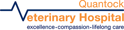 Quantock Vets Hospital in Bridgwater logo
