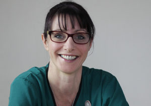 Jo Lewis RVN A1 CC, Head Nurse at Quantock Vet Hospital