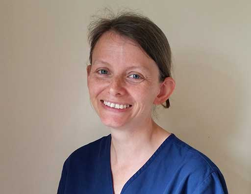Rhiannon Davies - Veterinary Surgeon