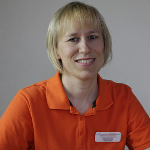 Julie, Admin staff at Quantock Vet Hospital