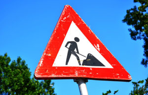 Bridgwater roadworks alert for Quantock Vet clients