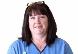 Jane Bryant - Receptionist at Quantock Veterinary Hospital