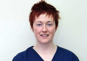 Quantock Hospital Veterinary Surgeon Amy Haylock