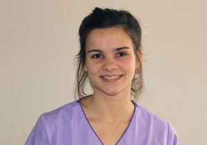 Alex Rainey - Animal Care Assistant Quantock Vets