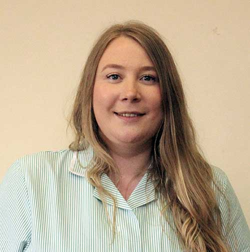 Jessica Taylor Trainee Veterinary Nurse Quantock Veterinary Hospital
